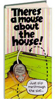 There's a Mouse About the House by Richard Fowler (Hardcover) FREE shipping $35