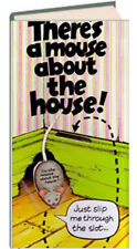 There's a Mouse About the House by Richard Fowler (Hardcover)