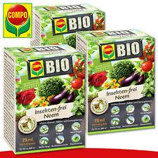 COMPO 3 x 75 ml BIO Insekten-frei Neem | Vorteilspack