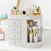 FP- Large Capacity Lipstick Perfume Emulsion Makeup Storage Box Desktop Holder C