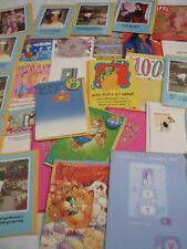 30 Cards Job lot bundle lucky dip Top quality Birthday Dad mom Wife kids Badges