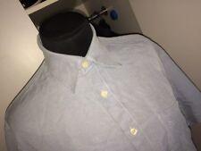 YSL Yves Saint Laurent Vintage short sleeve Button Down shirt Size M