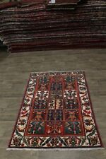 5X7 Garden Design S Antique Bakhtiari Persian Area Rug Oriental Carpet 4'6X6'10