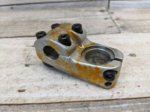 Shadow Odin Top Load Stem Matte Copper BMX Subrosa Street