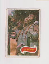 1969 Topps Planet of the Apes #15 The Victors 3 see scan + 2 topps 1970 Bb cards