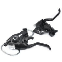 SHIMANO ST-EF51-8 3x8 Speed Bike Brake Levers Set MTB Bicycle Shifter Shift
