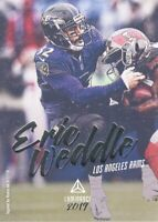 2019 Panini Luminance Football #11 Eric Weddle
