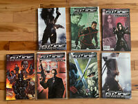 G.I. Joe: Rise of Cobra - Official Movie #1-4 & Prequel #1 & 3 - Great Set