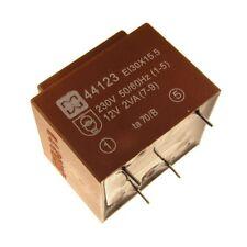 myrra MY44123 Trafo 230V Printtrafo 2VA 12V Netztrafo Transformator 107598