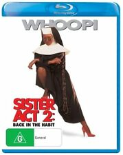 Sister Act 2 - Back In The Habit (Blu-ray, 2012)