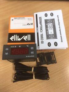 ELIWELL ID CHILL & FREEZE REFRIGERATION CONTROLLER 230V IW2CYI0TCH701