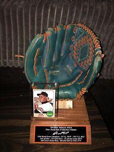 Willie Mays New York/San Francisco Giants Vintage Baseball Glove