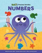 NEW - Numbers (Flash Kids Preschool Activity Books) by Mack, Steve