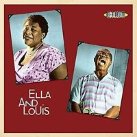 Ella Fitzgerald /Louis Armstrong - Ella & Louis [New Vinyl LP] UK - Import