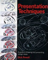 Presentation Techniques: A Guide to Drawing and Pres... by Powell, Dick Hardback