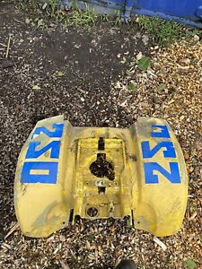 Yamaha Tri-z 250 Rear Fender Plastic (see Pictures)