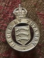 More details for original collar badge of the surrey regiment