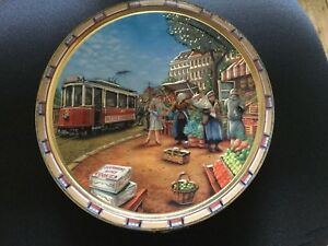 Vintage Cookie Tin