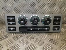 2004 LAND ROVER RANGE ROVER L322 HSE 4.4 CLIMATE CONTROLS PANEL JFC000373PUY