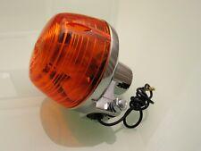 Honda cb Four 350 400 500 750 una freccia monofilo metallo compresa lampadina