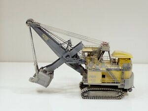 """P&H 4100XPC Mining Shovel - """"WEATHERED"""" - 1/160 - N Scale - TWH Weiss"""
