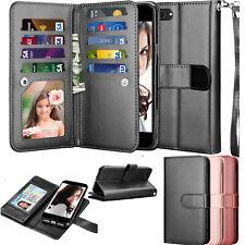 For iPhone SE 2020 (2nd Generation) 7 8 Wallet Leather Case Flip Holder Cover