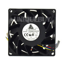 12V 2.34A 80*80*38 PWM temperature control for Delta TFB0812UHE cooling fan