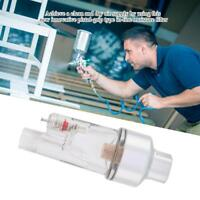 "Hose Paint Fittings Airbrush Mini Air Filter Moisture Water Trap 1/8"" Tool Kit"