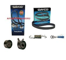 DAYCO TIMING BELT KIT FOR FORD CAPRI 1.6L SA SB SC SE B6 B6T 89-7/94 INC TURBO