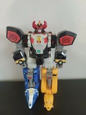 1991 Bandai Mighty Morphin Power Rangers Dino Megazord Deluxe Edition ~ incomple