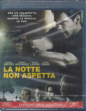 Blu-ray Disc **LA NOTTE NON ASPETTA** con Keanu Reeves Nuovo Sigillato 2008