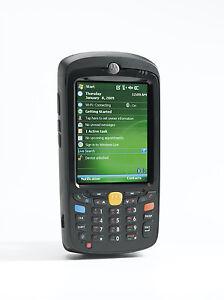 USED MC55 MOTOROLA ZEBRA PDA BARCODE HANDHELD - MC5590 - 2D - MC5590-P30DURQA7WR