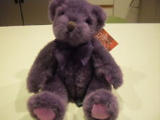 Russ Berrie & Co. Teddy Handmade-Retired