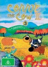 EX RENTAL CONNIE THE COW 2 II TWO VOLUME THREE 3 DVD FAMILY CHILDREN GUARANTEED