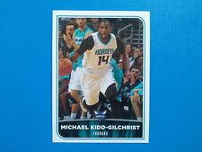Figurine Panini NBA 2017-18 2018 n. 52 Michael Kidd-Gilchrist Charlotte Hornets