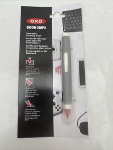 OXO Good Grips Electronics Cleaning Brush - Orange