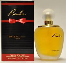 Rumba by Balenciaga For Women 3.33 oz /100 ml  Eau de Toilette Spray/