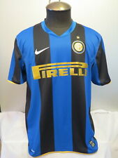 Inter Milan Jersey - Nike Fit Series - Men's Extra Large