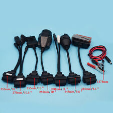 8pcs OBD OBDII Cables For CDP TCS HD Pro Cars Diagnostic Interface Scanner Great