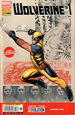 WOLVERINE 283 COVER A Marvel Now 01  panini COMICS--pe2