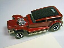 Vintage Series Hot Wheels Demon Car, Mattel's,  Deep Brick/Red, 1969