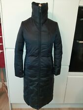 LAURA CLEMENT (LA REDOUTE) Long Padded Coat Jacket Black Size 8