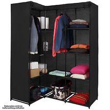 Wardrobe Folding Koana 66 1/2x51 3/16x17 11/16in Organiser of Corner Fabric