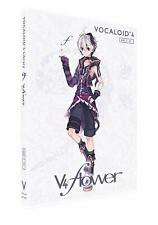 VOCALOID4 Library v4 flower stand-alone version FROM JAPAN NEW w/Tracking
