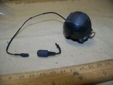 1/6 Scale Pilot Helmet w/Mike & Visor