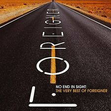 FOREIGNER - No End in Sight: Very Best of Foreigner 2CD