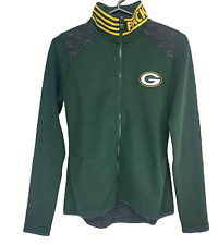 Green Bay Packers Girl's Long Sleeve Shirt Size L(14)