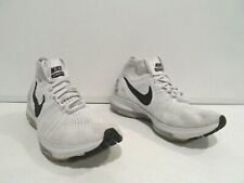 Nike Zoom All out Flyknit Women's Shoes Size 8 Gray Running Athletic 845361-100