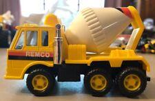 Remco Construction MIXER TRUCK Vintage TOYS 1991