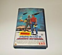 Iron Eagle VHS  Pal Big Box Ex Rental
